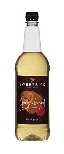 Sweetbird Gingerbread Syrup 1 Litre