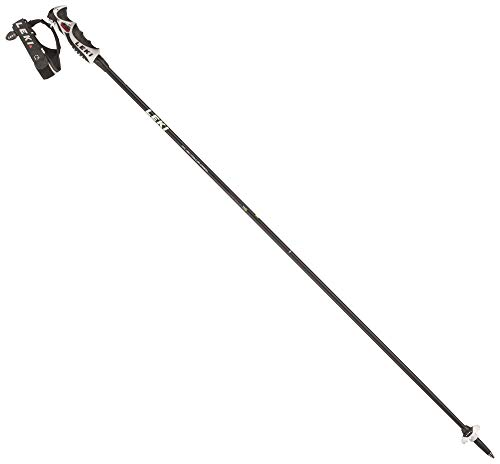 LEKI Erwachsene Skistock Carbon 11 S, Grey, 135