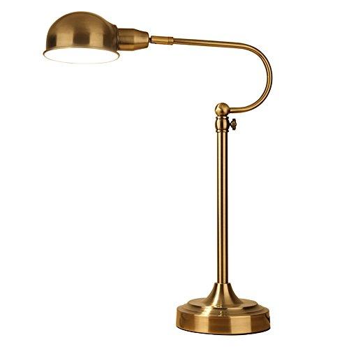 Lámpara De Mesa Vintage Lámpara De Escritorio De Ángulo Ajustable ...