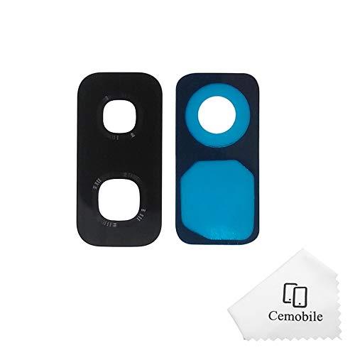Cemobile Hinter Kamera Glas linse Abdeckung Kameraobjektiv mit Klebstoff Für Samsung Galaxy S9+ Plus G965