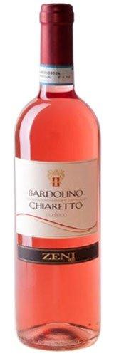6x 0,75l - 2015er* - Zeni - Bardolino Chiaretto Classico D.O.C. - Veneto - Italien - Rosé-Wein trocken