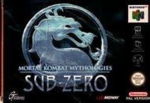 Mortal Kombat Mythologies Sub Zero