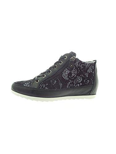 ENVAL 79302 Sneakers Donna Nero