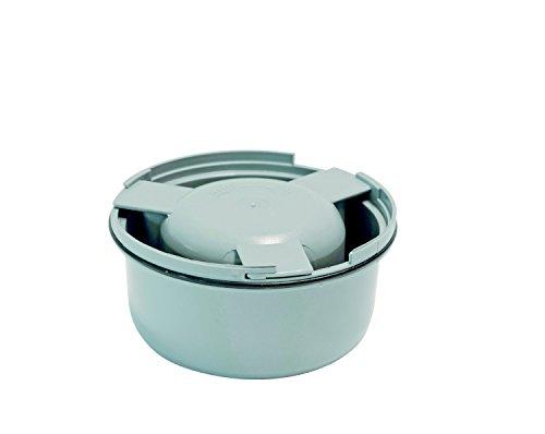 RUG-Self Geruchsverschluss mit O-Ring für Balkon u. Terrassenabläufe; 316757