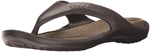 Crocs Athens, Infradito Unisex-Adulto, Marrone (Espresso/Walnut 23b), 39/40 EU