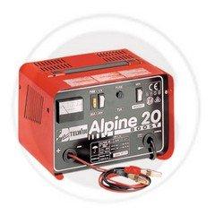 Caricabatterie per auto e moto da 12 V e 24 V telwin alpine 15 Alpine 15