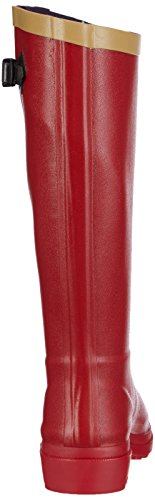 Aigle Aiglentine - Stivali Donna Rosso (cardinal / bambou F)