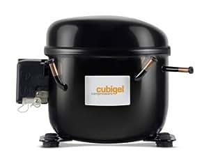 Casaricambi - Compressore Universale Per Frigorifero - Acc Gvm66Aa Potenza Da 1/4 Hp Gas R134