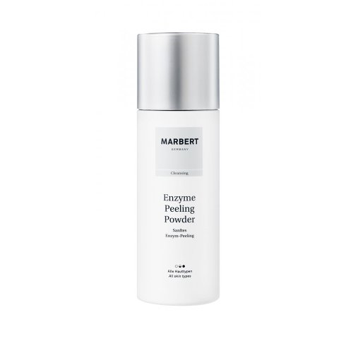 Marbert Cleansing femme/woman, Enzyme Peeling Powder, 1er Pack (1 x 40 g)