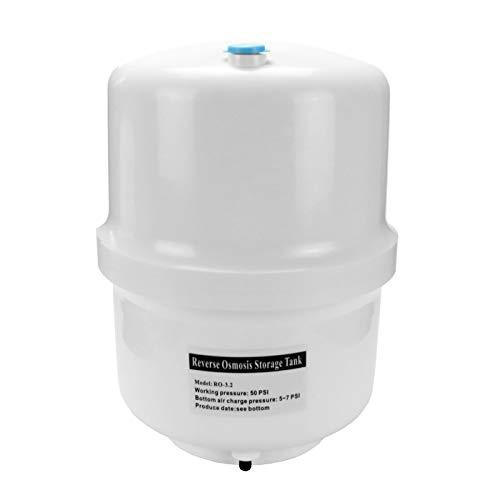 Trinkwasserladen Wassertank Osmose aus Kunststoff 3,2 Gallonen ca. 12 Ltr. brutto - Vorratsbehälter