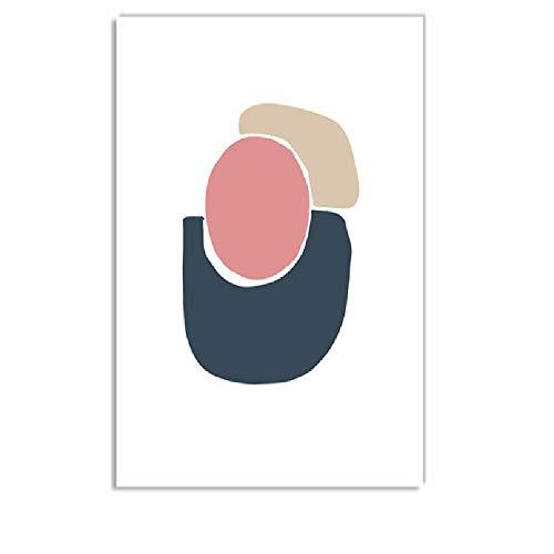 Abstrakte Pfandrecht Geometrie Liebe Zitate Moderne Nordic Poster Und Drucke Wandkunst Leinwand Malerei Wandbilder Für Wohnzimmer Dekor c geschenk