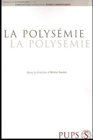 La polysémie