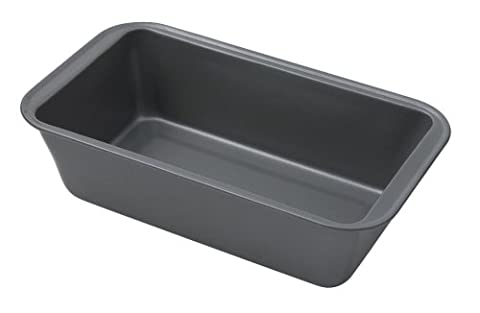 Swift Faringdon Collection Bakers Pride Non-Stick Large Loaf Pan Carbon Steel 23 cm x 13 cm x 6.5cm / 2 lb