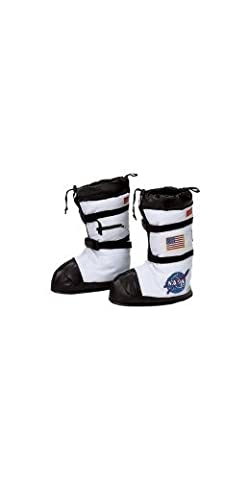 Astronaut Boots - Child Shoe Covers - Large
