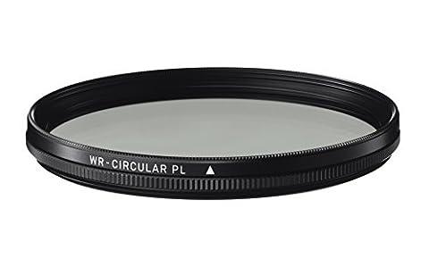 Sigma WR CPL Filter 58 mm