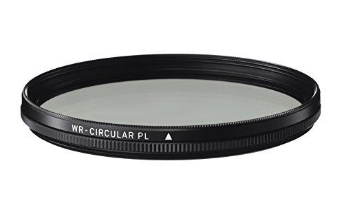 Sigma WR-Polfilter (62mm, wasserabweisend, antistatisch) schwarz