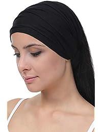 5577c1dedc0a54 Suchergebnis auf Amazon.de für: breites Haarband - Schwarz: Bekleidung