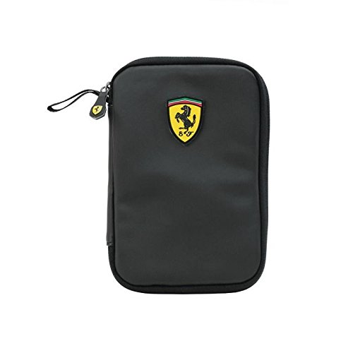 ferrari-casuals-travel-zippered-wallet