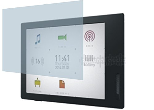 4ProTec Cowon M2 (4 Stück) Premium Displayschutzfolie Bildschirmschutzfolie kristallklar - Kratzfest UND PASSGENAU