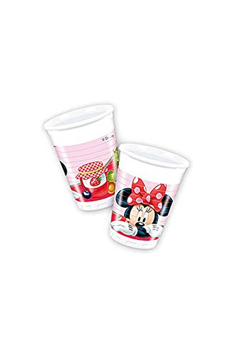Unique Party Supplies 200 ml Jam Verpackt Disney Minnie -