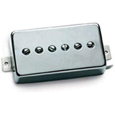 Seymour Duncan Phat Cat SPH90-1B Humbucker Ponte Pickup - Nickel