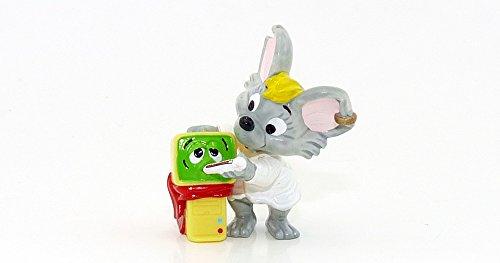 Preisvergleich Produktbild Ü-Ei Figur als Arzt - Dr. Vicky Virus von den Mega Mäusen