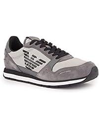 Amazon Da Sneaker itArmani Grigio Scarpe Borse UomoE dCexorEQBW