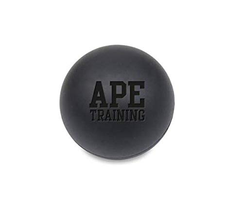 APE Training Lacrosse Massage Ball For Trigger Point Massage | Myofascial  Release | Physiotherapy