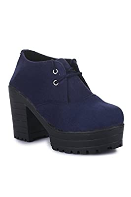 Sapatos Women Blue Ankle Length Boot