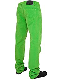 Urban Classics 5 Pockets Limegreen