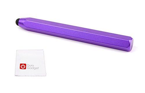 DURAGADGET LILANER Touchscreen-Eingabestift für Garmin Drive 40 LMT CE | Drive 60 LMT EU Navigationssystem (010-01533-11) und 7 Zoll Junsun GPS Navigator – perfekt für kleine und große Hände