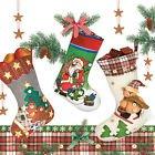 Tovagliolo/scopa/tovaglioli tecnica/33 x 33 cm/20 pcs Packg./ stivali Babbo Natale/Natale