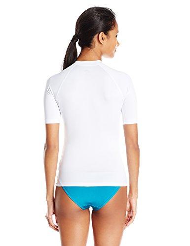 Roxy - - Frauen Wholeheartss surft T-Shirt White