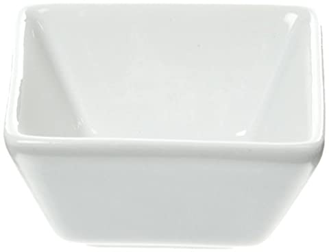Genware Plat Carré nev-1425b DIP, 6,5cm 3x 3x 3cm (W
