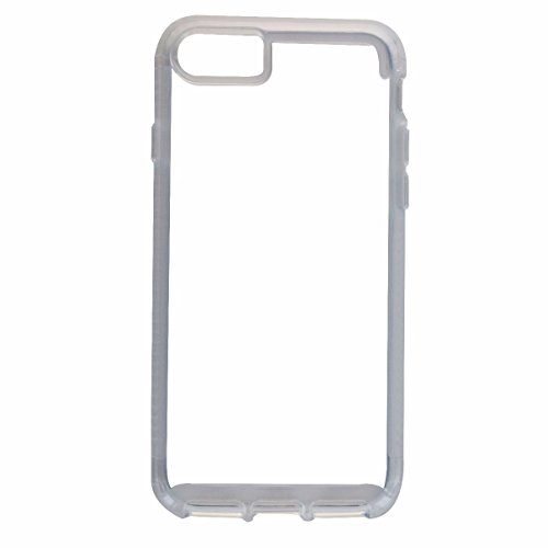 "Tech21 Pure Clear 4.7"" Funda Transparente - Fundas para teléfonos móviles (Funda, Apple, iPhone 8, 11,9 cm (4.7""), Transparente)"