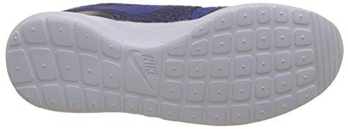 NikeRoshe One Flyknit - Scarpe Running Donna Blu (Blau (Drk Obsdn/Rcr Bl-Dp Ryl Bl-Pr 403))