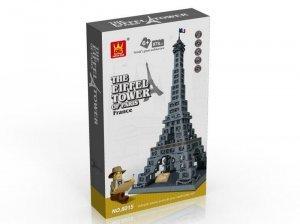 Wange - Die größten Sehenswürdigkeiten der Welt: Eiffelturm