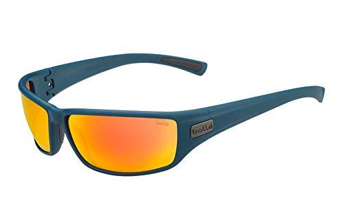 bollé Python Sonnenbrillen Matte Navy Medium Unisex- Erwachsene
