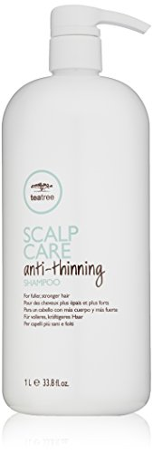 Paul Mitchell Tea Tree Scalp Care Anti-Thinning Shampoo 33.8 fl. oz. Liter