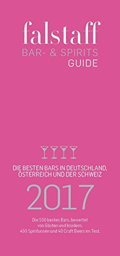 falstaff Bar & Spirits-Guide Deutschland 2017