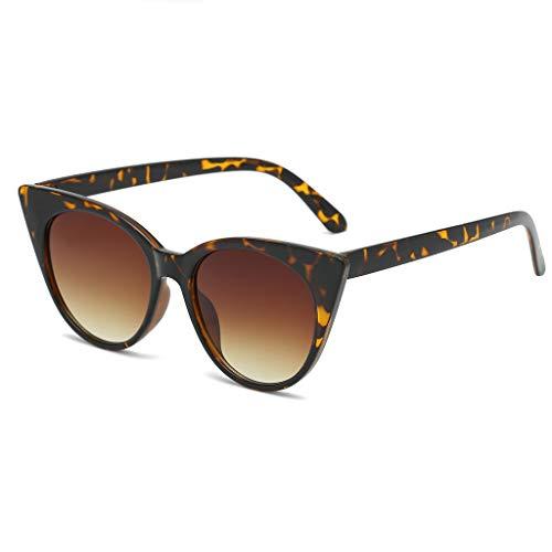 URIBAKY Unisex Mode Kleinen Rahmen Herz Sonnenbrille Brille Vintage Retro Style Klassische Pilotenbrille Unisex Sonnenbrille Fliegerbrille Pornobrille