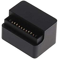 PENIVO Mavic Pro Chargeur Adaptateur,Chargeur de Batterie USB à 2 Ports Convertisseur de Batterie Chargeur USB pour DJI Mavic Pro Drone Accessoires