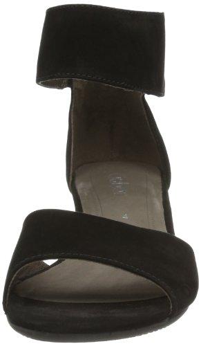 Gabor Shoes Gabor 85.850.17 Damen Sandalen Schwarz (Schwarz)