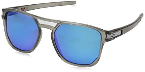 Oakley Herren Sonnenbrille Latch Beta, Grau (Gris), 54