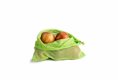 erntefrisch Obst- Gemüsenetz 3er Pack