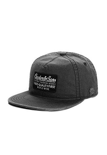 Cayler   Sons - Gorra de béisbol - para hombre gris Talla única 16ba66d5291