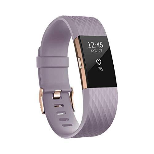 Fitbit Charge 2 Unisex Armband Zur Herzfrequenz Und Fitnessaufzeichnung купить на Амазон из Германии с доставкой в страны СНГ