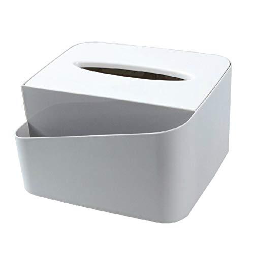 TOPBATHY Desktop Tissue Box Organizer Remote Controller Halter Lagerung für Wohnzimmer Schlafzimmer (Remote-organizer)