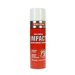Impact Multi-Purpose Instant Contact Adhesive Spray 500ml