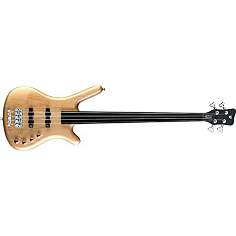Rock Bass 1504039001Caal daww Corvette Basic 4Natural Satin Fretless